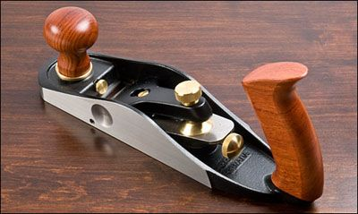 М00004442  -  Рубанок Veritas Small Bevel-Up Smoother Plane, A2