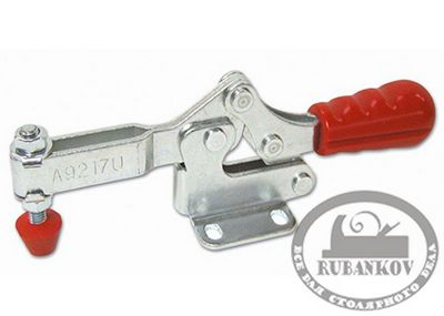 М00006370  -  Прижим Piher Toggle Clamp, горизонтальный, М8