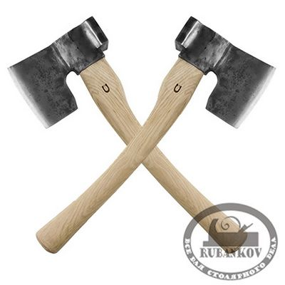 М00011327  -  Топор Dick Baroque Carpenters Hatchet, левая заточка