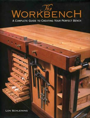 М00004023  -  Книга The Workbench. A complete guide to creating your perfect bench, Lon Schleining
