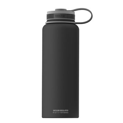 TMF1 black  -  Термос Asobu Mighty flask (1,1 литра) черный