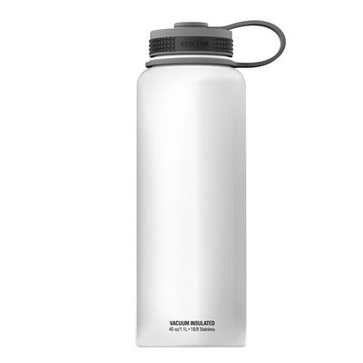 TMF1 white  -  Термос Asobu Mighty flask (1,1 литра) белый