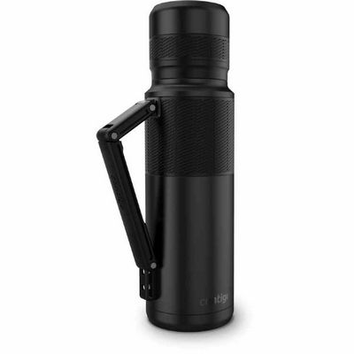 contigo0769  -  Термос Сontigo Thermal Bottle (1,2 литра) черный