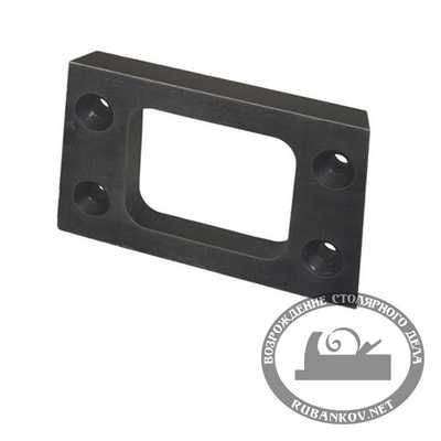 М00016644 - Пластина крепёжная Knew Concept Dovetail Mounting Plate